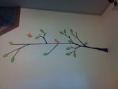 2012.07.20 宜蘭彩繪森林民宿:客廳的彩繪