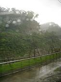 98.11.01 台鐵礁溪泡湯旅:陰雨綿綿的天氣