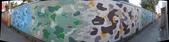 102.11.19 [台南彩繪] 永康復興老兵眷村:簡單的幾個色