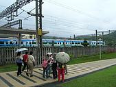98.11.01 台鐵礁溪泡湯旅:郵輪列車很搶眼
