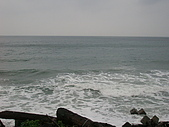 98.11.01 台鐵礁溪泡湯旅:今天浪很大