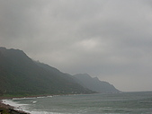 98.11.01 台鐵礁溪泡湯旅:還飄小雨