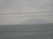 98.11.01 台鐵礁溪泡湯旅:迷濛龜山島