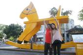 103/11/23.24 宜蘭2日遊:某公園的大木馬
