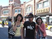 96/07/01 高雄旗津:高雄旗津渡船站-me&伯崇&汶妤.jpg
