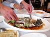 清蒸魚  很新鮮,第一次吃到這麼有彈性的魚