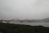 20100320淡水三芝高山平坊_53.97km_爆胎:灰矇矇的關渡大橋