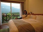 發現樹湖。花東縱谷2日遊(20080322~0323):我和老公的雙人房