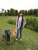 """發現樹湖。花東縱谷2日遊(20080322~0323):民宿的""""大""""庭院"""