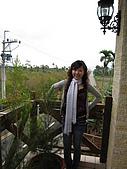 發現樹湖。花東縱谷2日遊(20080322~0323):民宿陽台