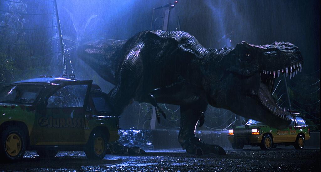 侏羅紀公園3D: