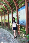 小潘@之之‧植物園約拍: