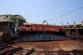 帶著小雲兒一起火車微旅行:150912 扇形車庫-026.JPG