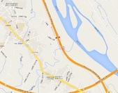 內灣線攝影地圖:20160101 三重路跨線橋