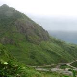 台北-白天:金瓜石蜿蜒路徑