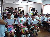 電光國小參訪:小朋友們都一起認真的學習