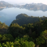 日月潭-白天:俯瞰潭景的最佳角度