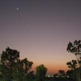 台北-晚上:滿天星斗