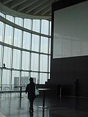 2009出發去東京DAY5:很喜歡大片窗的開放感