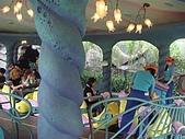 2009出發去東京DAY3:兒童版的雲霄飛車
