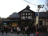 20070101東京3日目:木造原宿車站