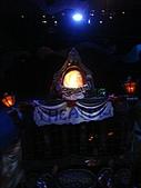 2009出發去東京DAY3:這裡是要去看小美人魚的劇場表演啦