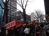 20070101東京3日目:過年期間的表參道都是路邊攤