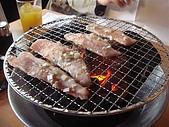 2009出發去東京DAY5:單點的燒肉看起來和吃到飽的果然不一樣
