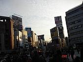 20070101東京3日目:原宿街頭