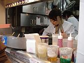 20070101東京3日目:可麗餅店