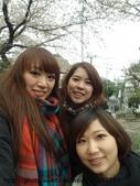 【2013東京賞花】 Day2:和櫻花自拍