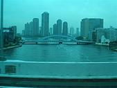 2009出發去東京DAY1:不知道是那裡?