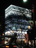 20070101東京3日目:DIOR的表參道期鑑店