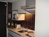2009出發去東京DAY1:有完善的廚房設備