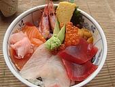 2009出發去東京DAY5:好吃又便宜的海鮮丼