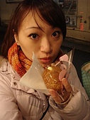 20070101東京3日目:好吃的奶油泡芙