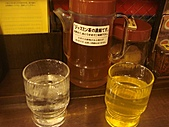 2010年10月 龜速行進的東京:第一餐是無敵家~這是DIY茉莉茶