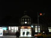 20070101東京3日目:晚上的原宿車站