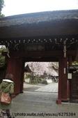 【2013東京賞花】 Day2:山門-也是重要景點