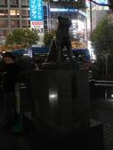 【2013東京賞花】 Day2:涉谷地標-忠犬小八(旁邊圍滿了抽菸等人的日本仔)