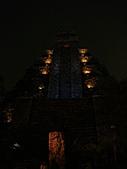 2009出發去東京DAY3:這是早上在維修的遊樂設施