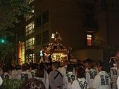 2009出發去東京DAY5:去日本三次,兩次遇到祭典