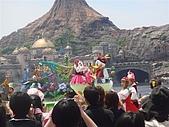 2009出發去東京DAY3:唐老鴨和他的女朋友