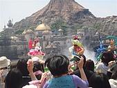 2009出發去東京DAY3:台下的觀眾還一起拿出了手帕