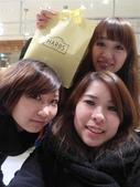 【2013東京賞花】 Day2:HARBS的水果蛋糕好好吃~