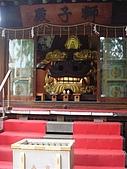 2009出發去東京DAY5:整間神社站在入口鳥居就可以看完了
