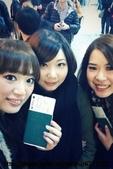 【2013東京賞花】Day1:護照都安好,大排長龍準備出發啦