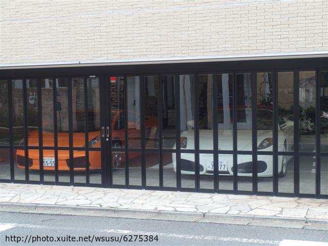 【2013東京賞花】 Day2:名車車牌號碼也是名牌呀