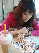 2009年9月~日本出差初體驗:所以我們找了間店坐下來喝東西