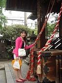 2009出發去東京DAY5:不過這裡的有繩子可以拉